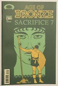 Age of Bronze #16 (Feb 2003, Image) NM Condition Sacrifice Part 7