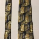 Murano Extra Long Silk Necktie Multicolored