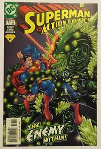 Superman in Action Comics #777 (May 2001, DC) NM Condition Comic Book
