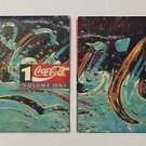 Coca-Cola Music CD Volume 1 and 2 Elton John Rod Stewart Randy Travis Freddie