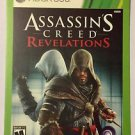 Xbox 360 Assassin's Creed Revelations Blockbuster Artwork Display Card