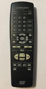 Mitsubishi RM-D9 DVD Remote Control Controller