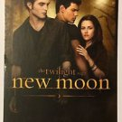 The Twilight Saga New Moon Blockbuster Artwork Display Card