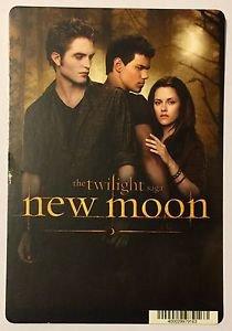 The Twilight Saga New Moon Blockbuster Artwork Display Card