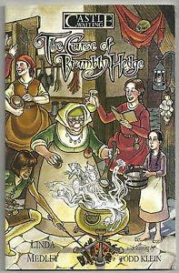 Castle Waiting The Curse of Brambly Hedge (Olio) TPB Graphic Novel