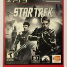 Playstation 3 Star Trek Blockbuster Artwork Display Card