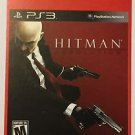 Playstation 3 Hitman Absolution Blockbuster Artwork Display Card
