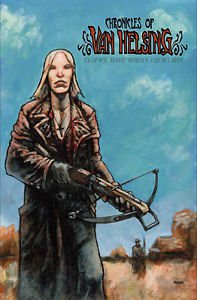 Chronicles of Van Helsing #3 Vampire Comic Book by Darkslinger Comics