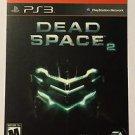 Playstation 3 Dead Space 2 Blockbuster Artwork Display Card