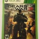 Xbox 360 Gears of War 3 Blockbuster Artwork Display Card