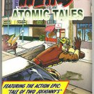 Weird Atomic Tales (Neo Trash Comix/Black Box Comics) Graphic Novel Johnny Vega
