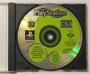 Official US Playstation Magazine 32 May 2000 Disc