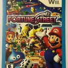 Nintendo Wii Fortune Street Mario Yoshi Blockbuster Artwork Display Card