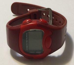 McDonalds Red Digital Wrist Watch