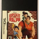 Nintendo DS Wreck-It Ralph Blockbuster Artwork Display Card
