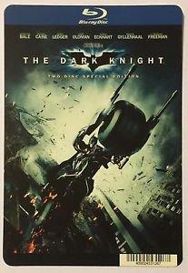 The Dark Knight Blu-Ray Blockbuster Artwork Display Card