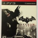 Playstation 3 Batman Arkham City Blockbuster Artwork Display Card