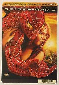 Spider-man 2 Blockbuster Artwork Display Card