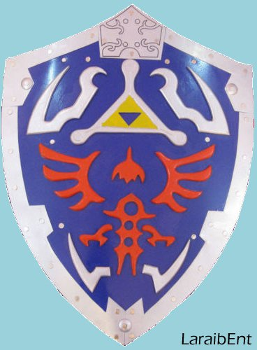 Legend Of Zelda Hylian Shield