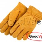 Majestic 1513T Side Split Cowhide Leather Thinsulate Winter Lined Gloves - XXL
