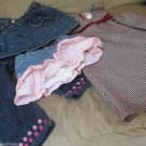 Girl 18 Mo 2T 24M Clothes Lot Tops Dresses Skirts RMLA  Baby Paris Gymboree Cute