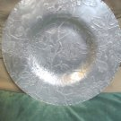 Wendell August Forge Handmade Aluminum Dogwood Large Cheese Plate USA 547
