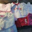 Girls 6 to 9 Mos Clothing Thirteen Piece Dress Outfit Tops Little Lindsey McBaby