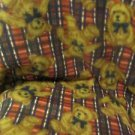 Three Yds Teddy Bear Print Fleece Gift Idea Quilt Blanket JoAnn Fabric Plus FREE