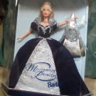 1999 Millennium Princess Barbie Doll With Millennium Keepsake Happy New Year NIB