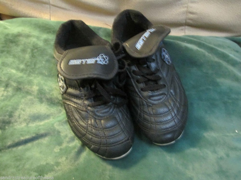 Youth Estero Cleats Size 12 Y Soccer Baseball Athletic Shoes Cleats Sports