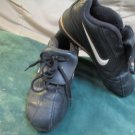 Youth Boys Nike Cleats Size 2.5Y Ribbie Jr Soccer Baseball Athletic Shoes Cleats