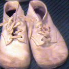 Mrs Days Ideal Soft Sole 1950s Baby Shoes Infants Toddler Vintage Collectible