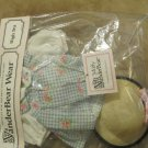 VanderBear Wear For The Best Dressed Bears High Tea Outfit Muffy Clothes NIP