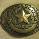 Texans The State of Texas Belt Buckle Unisex Anyone That Loves Jeans W Fun Belt