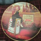 1986 Kelloggs Nostalgia Collection Plate On To A Good Thing 1683 of 10,000