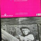 Vintage Sheet Music My Sweet Lady 1970 71 John Denver Cherry Lane Music