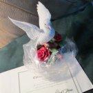 Lenox Christmas Dove Figurine 1993 Porcelain NIB COA Limited Edition