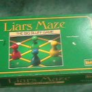 Liars Maze The Big Bluff Game 1988 International Games
