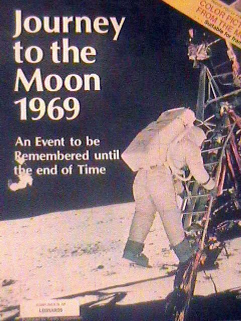 Journey To The Moon 1969 An Event To Be Remembered Collectors Edition