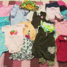 Lot Baby Girl Clothes 6 to 9 Mos Koala Baby Carters OshKosh Disney First Moments