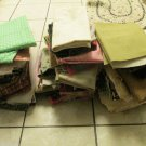 Fabric Lot Remnants Pieces Ten lbs Cotton Quilt Quilting Doll Clothes
