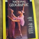 National Geographic Magazine January 1978 Moscow Red Square Zulu King Crocodiles