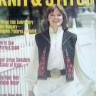 Vintage Womans Day Knitting Books Service Series  Knit Stitch 1971 1972