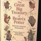 The Great Big Treasury Of  Beatrix Potter  Book Collect
