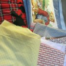 Lot Material For Crafting Quilting Clothing All Occasion Kids Crafts More FREE