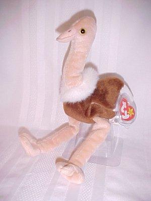 Stretch The ostrich