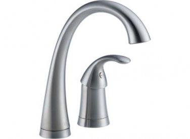 Delta Kitchen PILAR Single Handle Bar/Prep Faucet 1980-AR-DST
