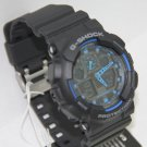 Casio G Shock Alarm Chronograph GA 100 1A2 Men Sport Watch 100% Original
