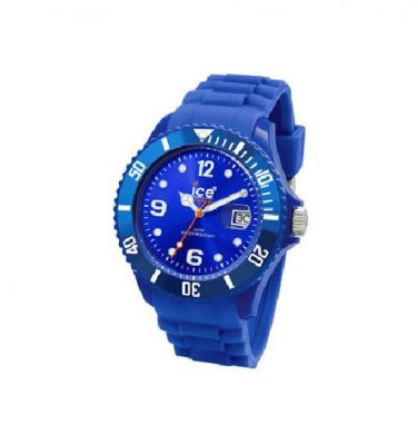 Ice Watch Sili Blue Unisex Watch SI.BE.U.S.09 100% Original