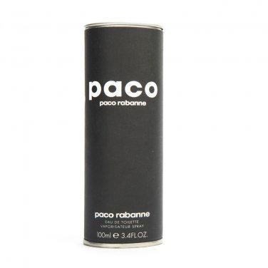 Paco Rabanne Paco EDT Eau de Toilette 100ml 3.4oz Unisex New In Box 100% Original